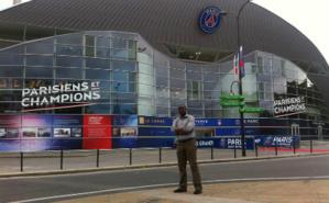Le Parc des Princes, le stade mythique du PSG. Photo © JCM