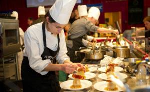 La foire gastronomique assouvit la curiosité des gourmands. Photo courtoisie (c) Philippe Maupetit. Cliquez ici pour accéder au site