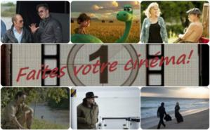Faites votre cinéma! Semaine du 25 novembre au 1er décembre