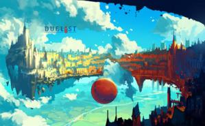 Duelyst, magnifique jeu de stratégie free-to-play dont la bêta est ouverte. Photo © Counterplay Games
