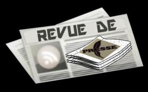 Revue de presse pas pressée du 3 au 5 décembre