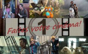 Faites votre cinéma! Semaine du 9 au 15 décembre