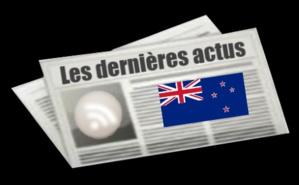 Les dernières actus de la Nouvelle-Zélande