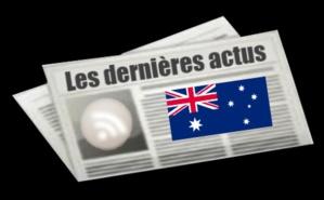 Les dernières actus d'Australie