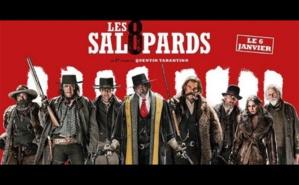 Quentin Tarantino a explosé le Box-office France avec Les Huits Salopards. Réutilisation autorisée.