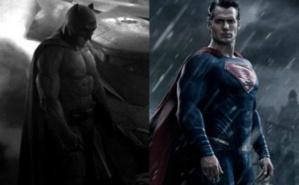 """Les deux héros d'un des films les plus attendus de l'année, """"Batman V. Superman, L'aube de la justice"""". Image (c) Bagogames"""