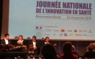 Conférence sur la médecine personnalisée. Photo (c) Laurène LF