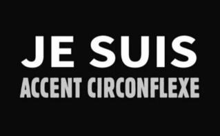 Hashtag #jesuiscirconflexe publié par des milliers d'internautes depuis le jeudi 4 février 2016