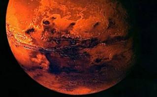 Mars, la planète d'origine d'un des nombreux avatars de Bowie. Photo (c) NASA