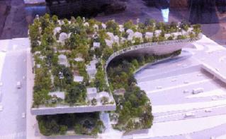 """Le projet """"Mille Arbres"""", ou comment réconcilier nature et urbanité. Photo © Laurène Le Fourner"""