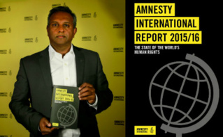 Photo courtoisie (c) Amnesty International