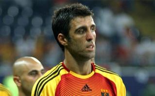 Hakan Şükür, meilleur buteur de l'histoire du championnat turc et de la sélection nationale. Photo (c) Vulkahn