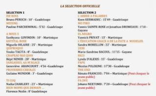 La sélection officielle de la 7e édition du Festival Prix de Court 2016. Cliquez ici pour accéder à la page Facebook officielle
