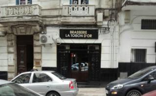 La toison d'or, rue Didouche Mourad, Alger centre. Photo (c) Naima