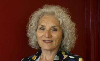 Marie Thérèse Besson, La Très Respectable Grande Maîtresse depuis le 31 mai 2015. Photo courtoisie (c) DR