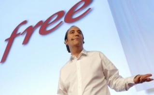 Xavier Niel, fondateur de Free a racheté le groupe Le Monde et L'Obs. Photo (c) TNS Sofres
