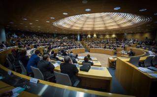 Séance plénière inaugurale du conseil de la région ACAL 4 janvier 2016. Photo (c) Claude Truong-Ngoc