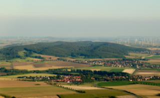 Asse vu de Wolfenbüttel. Photo (c) Choy.
