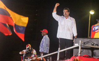 Nicolàs Maduro appelle le peuple vénézuélien à se mobiliser contre le décret de Washington. Photo (c) Joka Madruga / Flickr