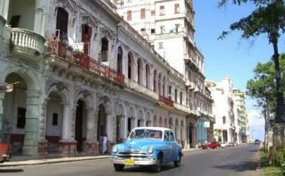 Barack Obama s'est rendu à la Havane le 20 mars dernier. Il est le premier président américain a fouler le sol cubain depuis 88 ans. Photo (c) Mikel Ortega