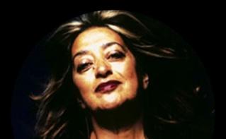 Zaha Hadid. Photo (c) Knight Foundation