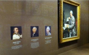 De nombreuses personnalités françaises étaient membres de loges maçonniques. Photo © Laurène Le Fourner. Cliquez ici pour accéder au site de l'exposition