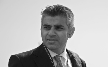 Sadiq Khan, nouveau maire de Londres. Photo (c) Steve Punter