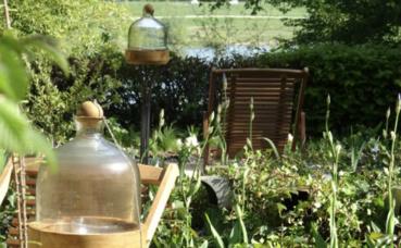 """Le jardin du parfumeur"". Photo (c) A. Hubert"