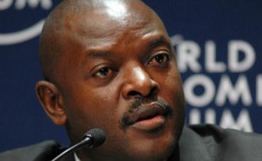 Pierre Nkurunziza. Image du domaine public.