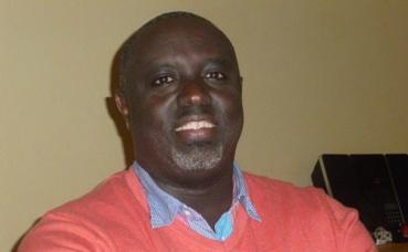 Le journaliste Antoine Kaburahe. Photo (c) Antoine Kaburahe