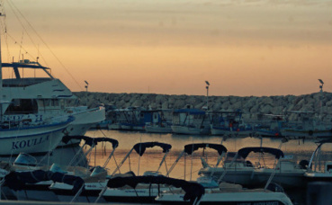 Port de Latchi. Photo (c) Sabrina Belkhiter