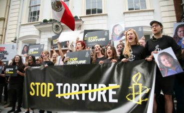 Tour du monde de la situation des droits humains, juillet 2016 - 1