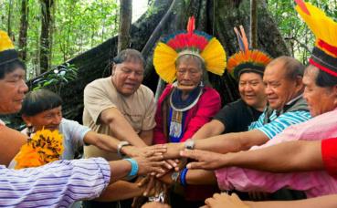 Photo (c) Planète Amazone. Cliquez ici pour participer à la collecte