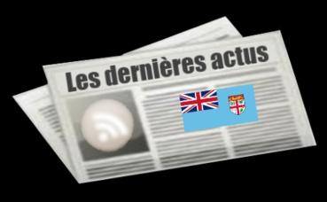 Les dernières actus des Fidji
