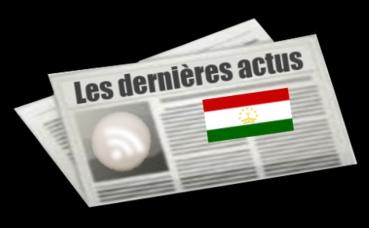 Les dernières actus du Tadjikistan