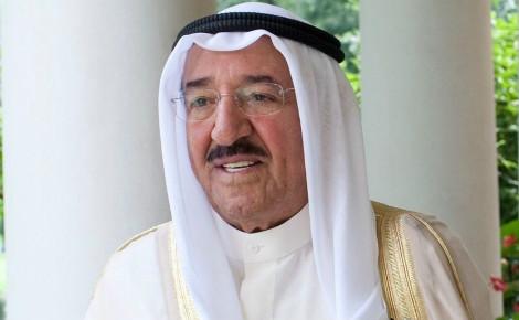 Cheikh Sabah Al Ahmad Al Jaber Al Sabah à la Maison Blanche en 2009. Photo (c) The White House.