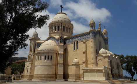 Notre-Dame-d'Afrique. Photo (c) Naima Ait Ahcene
