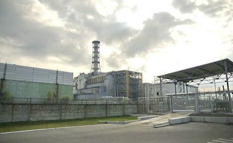 Le réacteur qui a explosé. Photo © Redrat72