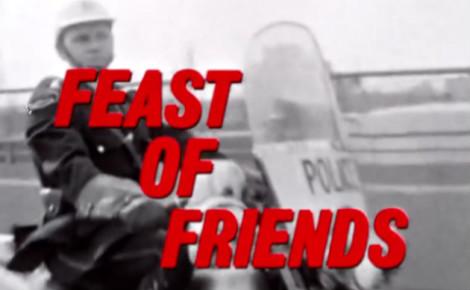 """""""Feast of friends"""", l'unique documentaire des Doors. Cliquez ici pour visionner le film sur le site d'Arte"""