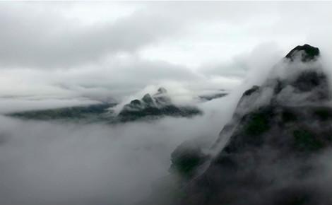Les fjords des îles Lofoten en Norvège, extrait de la vidéo ci-dessous. Photo (c) Michael Fletcher