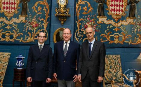 Photo (c) Axel Bastello / Palais princier