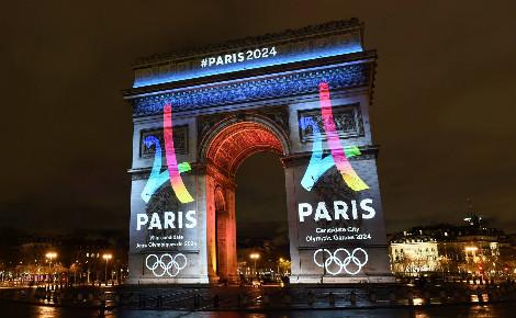 Image de la page Facebook officielle de Paris2024. Cliquez ici pour y accéder