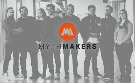 Mythmakers, le réseau social des porteurs de projets et des héros. Photo (c) Charles Bodinier / Myhtmakers. Cliquez ici pour accéder à la page Facebook de l'équipe.