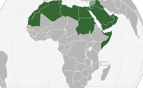 Fondée au Caire le 22 mars 1945, la Ligue arabe compte 22 Etats membres. Image du domaine public.