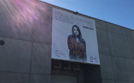 """Exposition """"Nés quelque part"""" au Hanger 20. Photo (c) Cdo"""