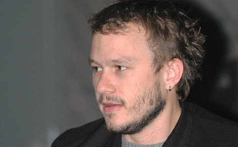 Heath Ledger en 2006. Photo (c) Siebbi