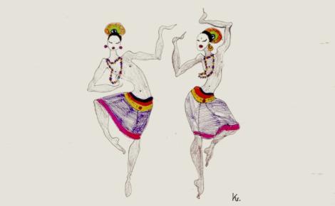 Illustration (c) Fatiha Zeroual (Kr)