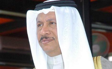Premier ministre koweïtien, Cheikh Jaber Al Moubarak Al Hamad Al Sabah, en fonction depuis le 4 décembre 2011. Image du domaine public.