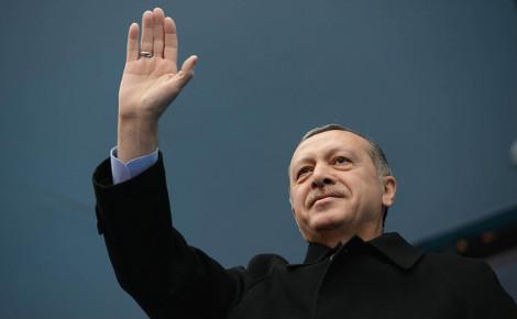 Recep Tayyip Erdoğan. Image du domaine public