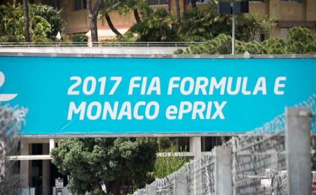 La Formule E revient à Monaco en 2017. Photo (c) Edouard Mallet